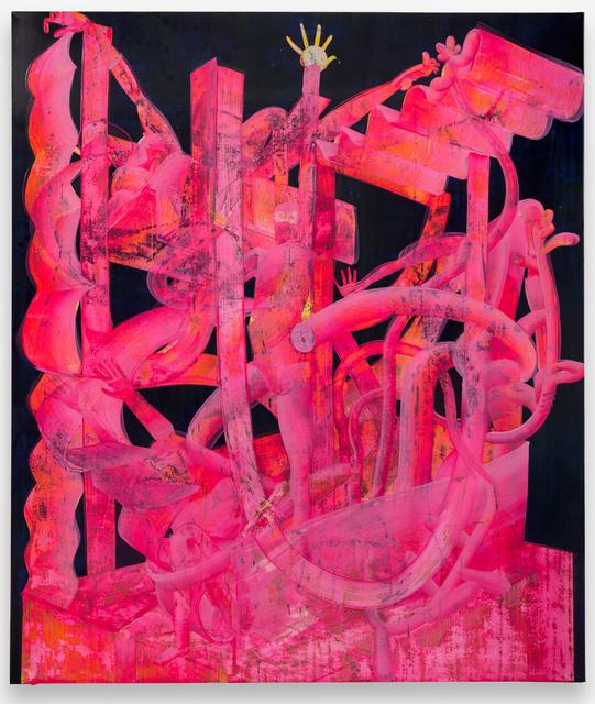, 'Super Power,' 2015, Carrie Secrist Gallery