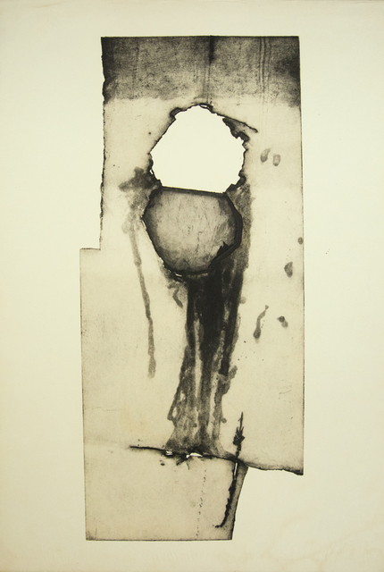 Richard Stankiewicz, 'Untitled', 1964, Print, Drypoint and open bite, Charles M. Young Fine Prints & Drawings LLC