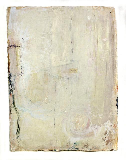 Melinda Stickney-Gibson, 'Faith', 2017, John Davis Gallery