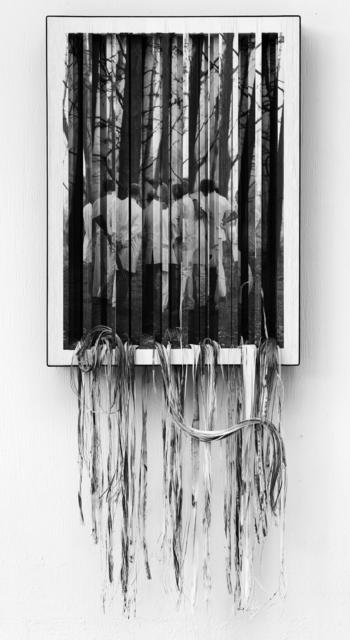 , 'AL FIN LO HALLAMOS,' 2013, Ricardo Reyes