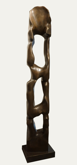 , 'Desarollo de una idea,' , Galeria Oscar Roman