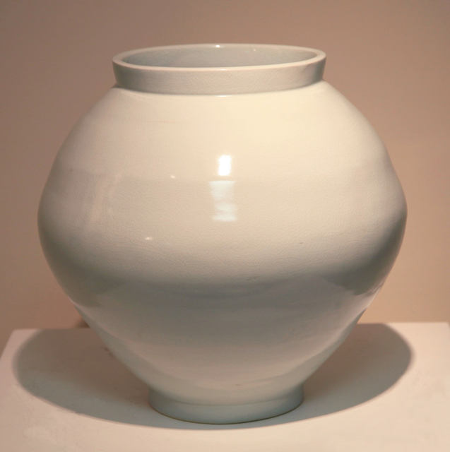 , 'White Porcelain Moon Jar,' , Donghwa Ode Gallery