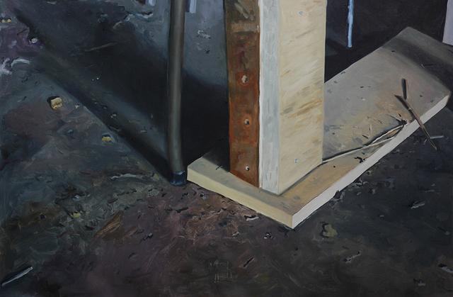 Martinho Costa, 'Perna de Mesa', 2018, Galería silvestre