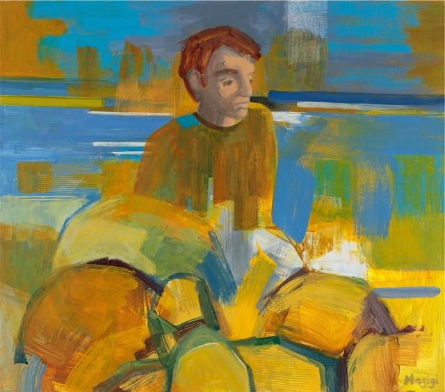 , 'Golden boy,' 2016, Art On 56th