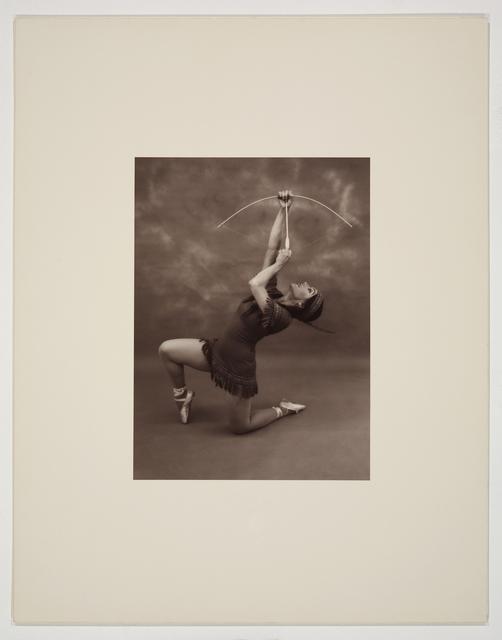 , 'Pocahontas (pose 1),' 1976-1977, Ronald Feldman Gallery