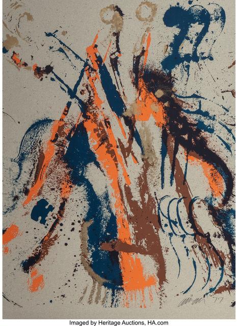 Arman, 'Grey Mood', 1977, Heritage Auctions
