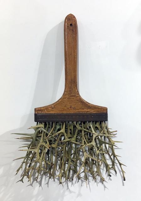 Howard Jones, 'Thorn Brush', 2018, Duane Reed Gallery