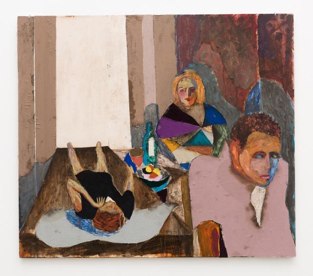, 'Morphin,' 2012, Anat Ebgi