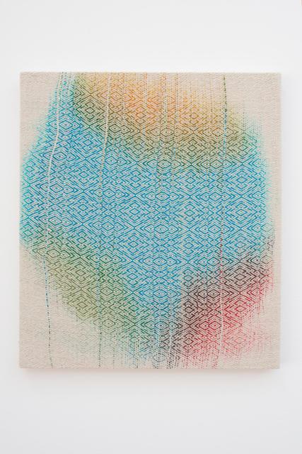 , 'Reweave 10,' 2016, Almine Rech