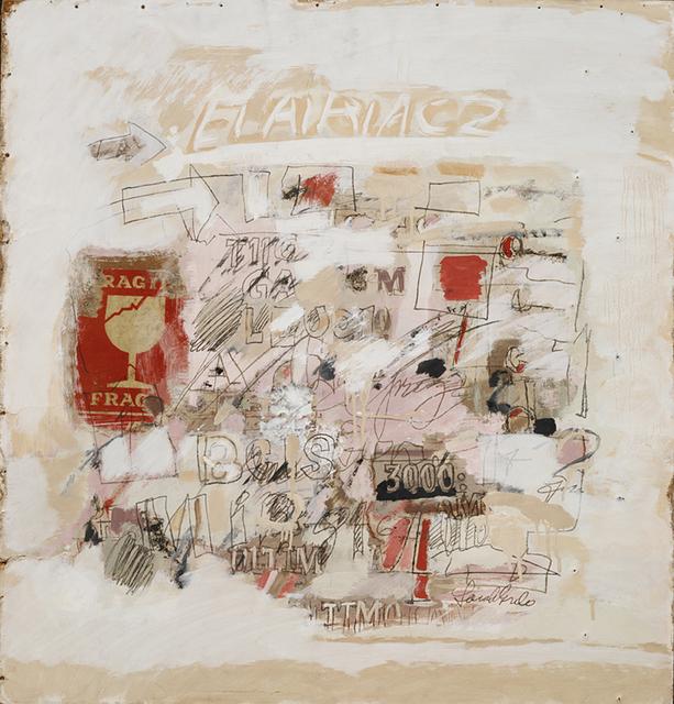 , 'Fragile,' 1981, Jorge Mara - La Ruche