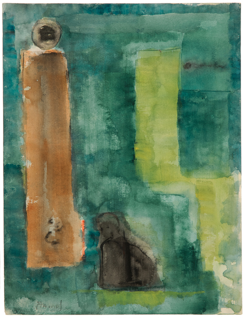 , 'Untitled #64,' ca. 1947, Hollis Taggart Galleries