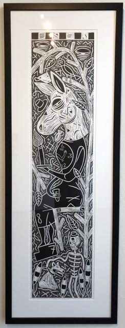 , 'Sloth: Ass Backwards (Seven Deadly Sins Series),' 1991, JAYJAY