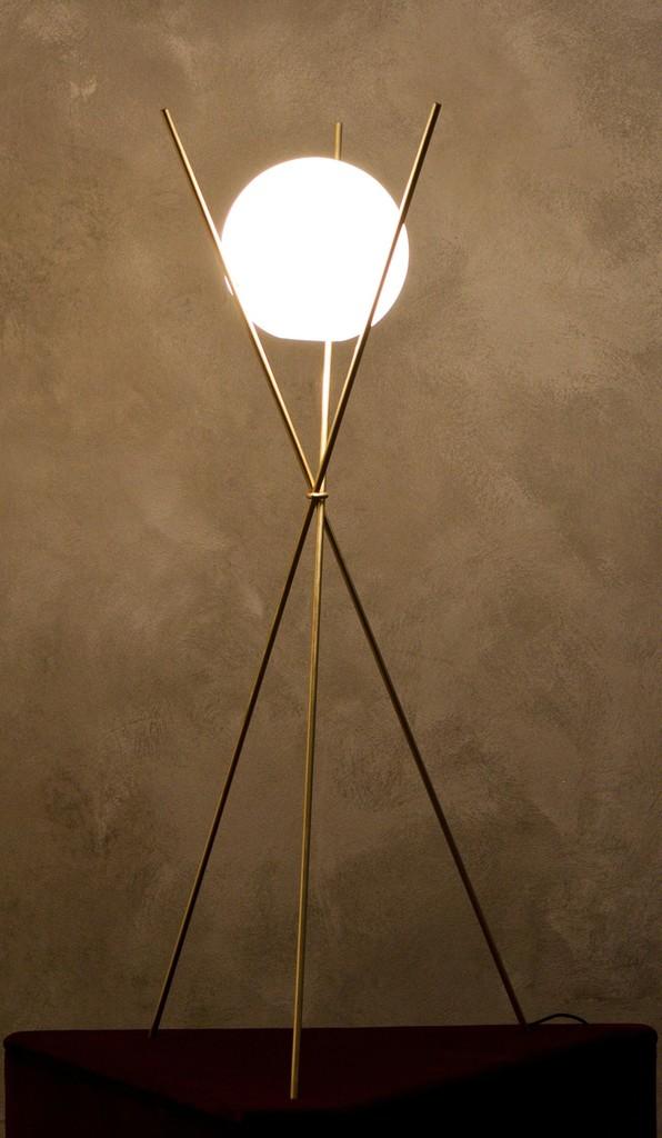 """Michael Anastassiades, '""""Tree in the Moonlight"""" floor light,' 2012, Nilufar Gallery"""