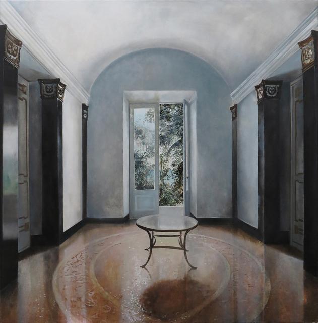 , 'Interieur Villa Jovis,' 2017, Joerg Heitsch Gallery