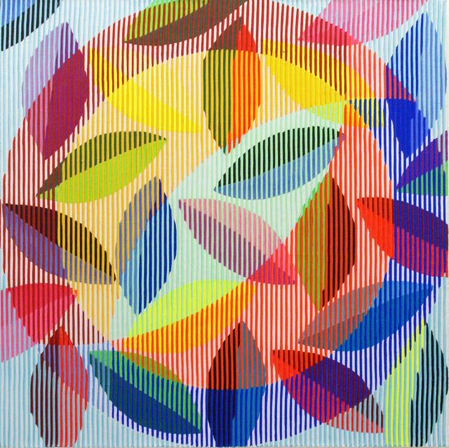Antonio Marra, 'Nur die Biene kennt den Weg', 2019, Joerg Heitsch Gallery