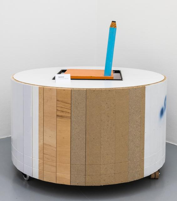 , 'Spielecke,' 2018, Mai 36 Galerie