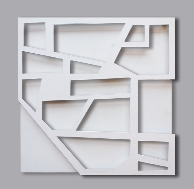 , 'Construction series (V.),' , Faur Zsofi Gallery