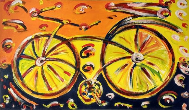 , 'Aerobike,' , Inn Gallery