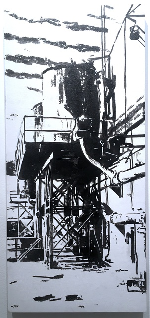 , 'Boiler,' 2019, Deep Space Gallery