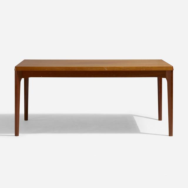 Henning Kjaernulf, 'Dining table', c. 1970, Wright