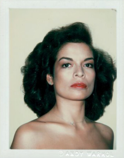 Andy Warhol, 'Bianca Jagger', 1979, Photography, Unique Polaroid print, Hedges Projects