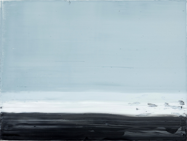 , 'Estrada com neve,' 2015, SIM Galeria