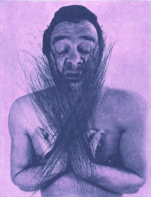 , 'Bode Pose II,' 1971-1975, Galerie Elisabeth & Klaus Thoman