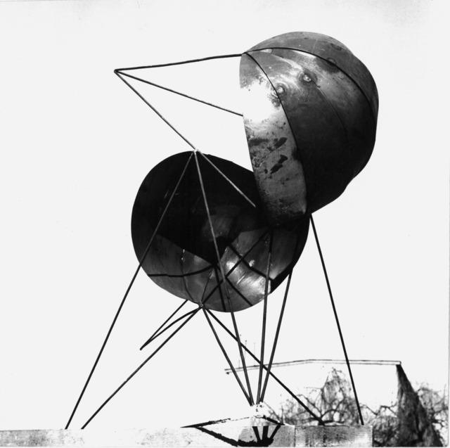 , 'Arrival / Spatial composition (sketch),' 1967, Garage Museum of Contemporary Art