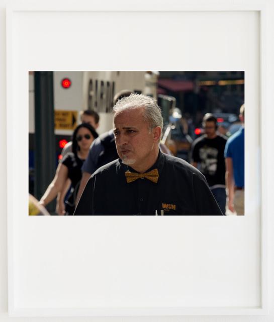 , '42nd and Vanderbilt (2012.07.03 08:54:01),' 2017, V1 Gallery