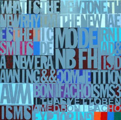 , 'ISMS,' 2012, Foster/White Gallery