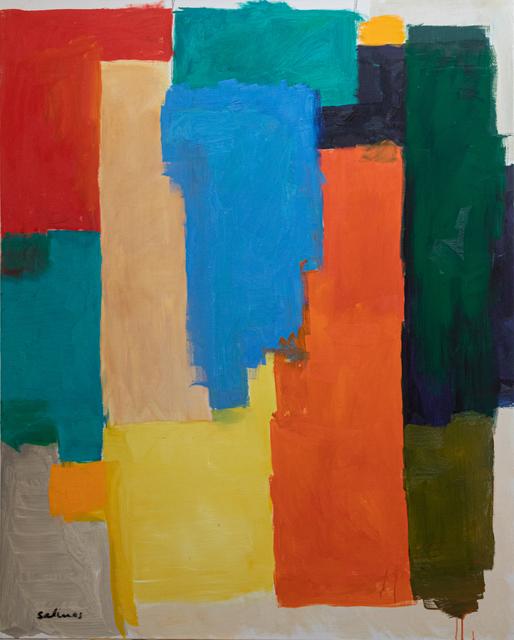 Manuel Salinas, 'Untitled', 20th Century, Painting, Oil on canvas, Galería Marita Segovia