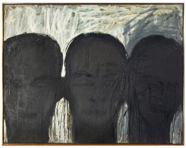 , 'Three Men,' 1960, Nikola Rukaj Gallery