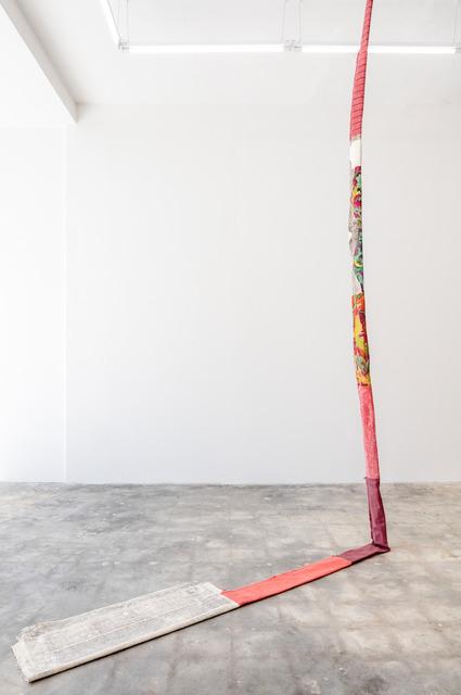 , 'Red Top,' 2018, Tile Blush