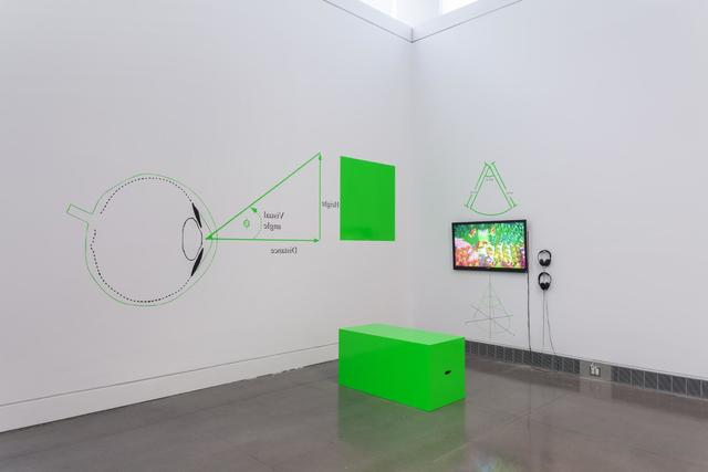 , 'Hypersurface of the Present,' 2018, Queens Museum