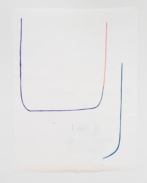 , 'BA/UJ,' 2013, Peter Blum Gallery