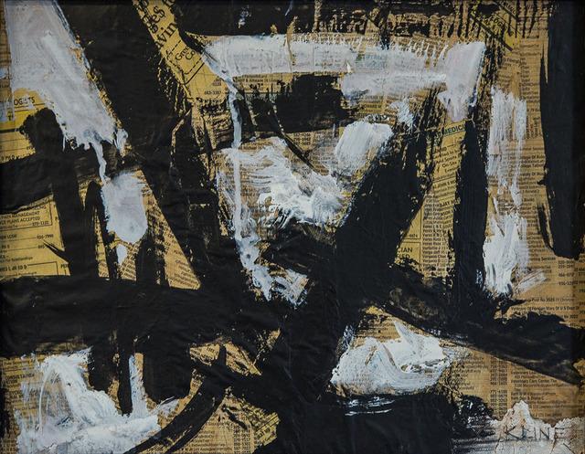 , 'Untitled,' ca. 1957-8, Larsen Gallery