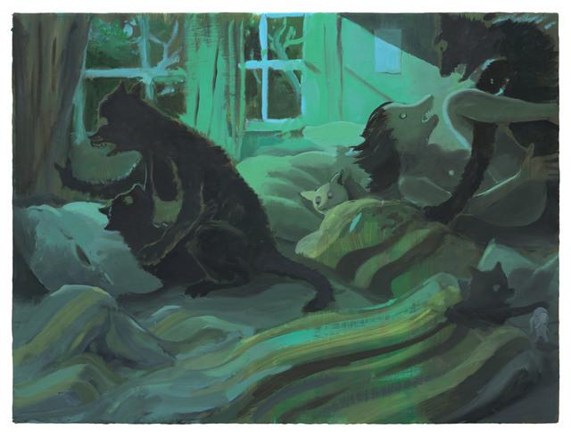 , 'Savages,' 2013, Galerie Kleindienst
