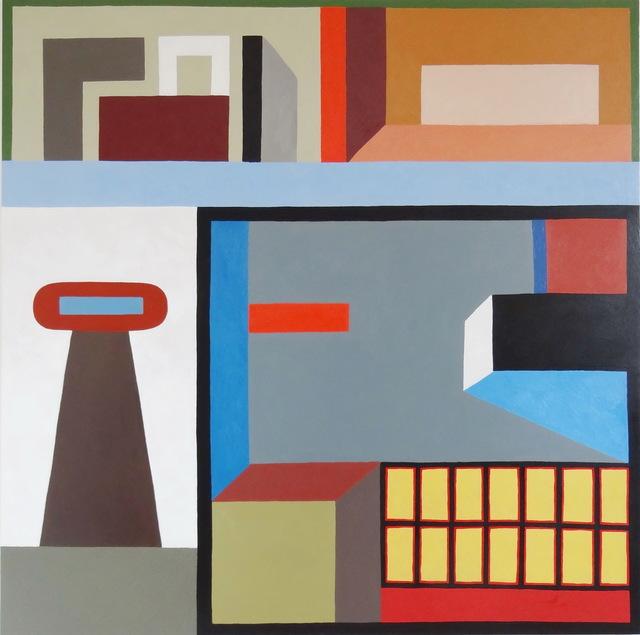 , 'Un plan,' 2018, Galerie Greta Meert