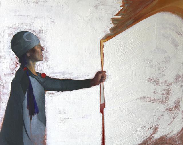 , 'Talking Stick,' 2014, Zhou B Haus der Kunst