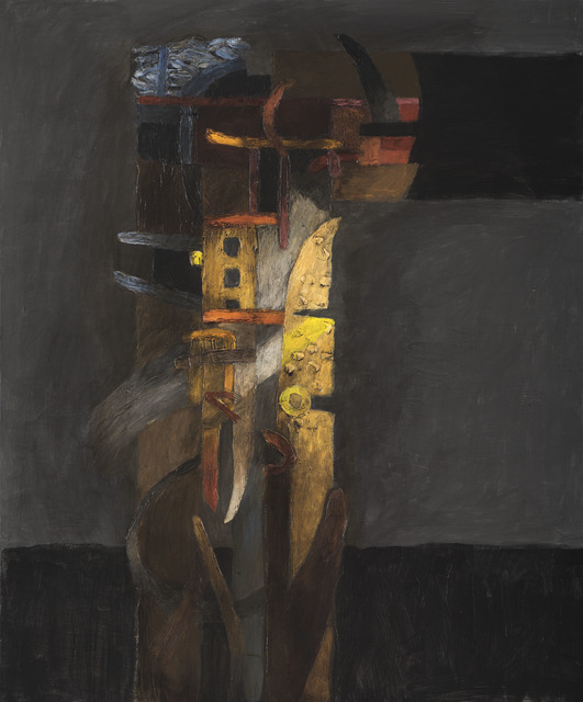 , 'Trashumantes,' 2017, Durban Segnini Gallery