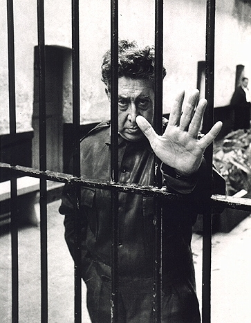 , 'David Alfaro Siqueiros in Jail,' 1960, Galería OMR