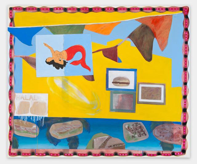 , 'Bodega Sirena  Habibi with Dinner Options,' 2017, Linda Matney Gallery
