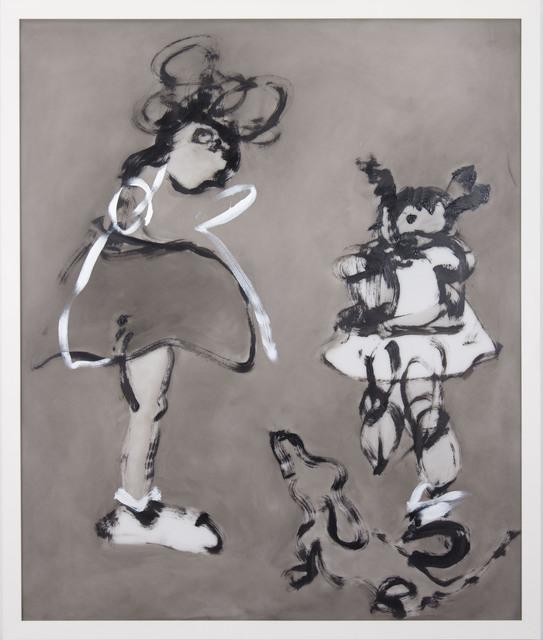 , 'Untitled (is that a wiener),' 2017, Sperone Westwater