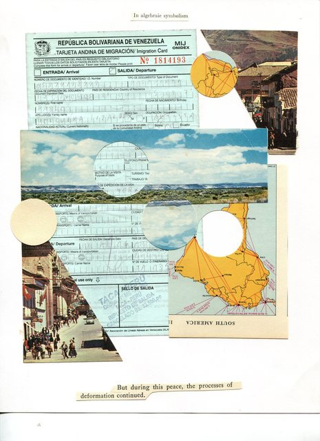 , 'Panamerican Suite: In algebraic simbolism,' 2007, Galeria Enrique Guerrero