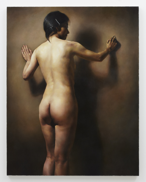 , 'Nudo con matita,' 2015, Taka Ishii Gallery