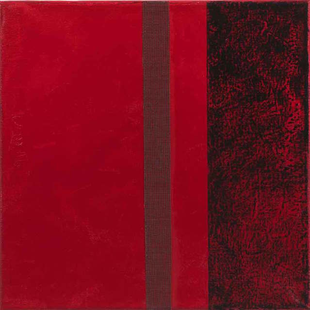 , 'Red Square,' 2015, InLiquid
