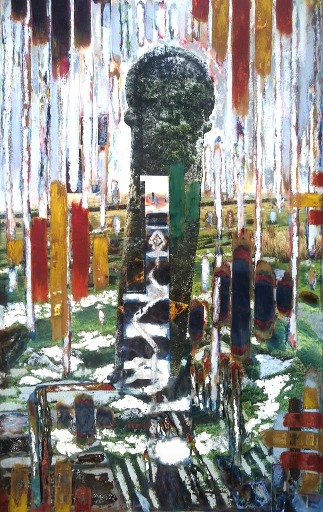 Michael Maxwell, 'Blind Spring,' 2014, Garis & Hahn