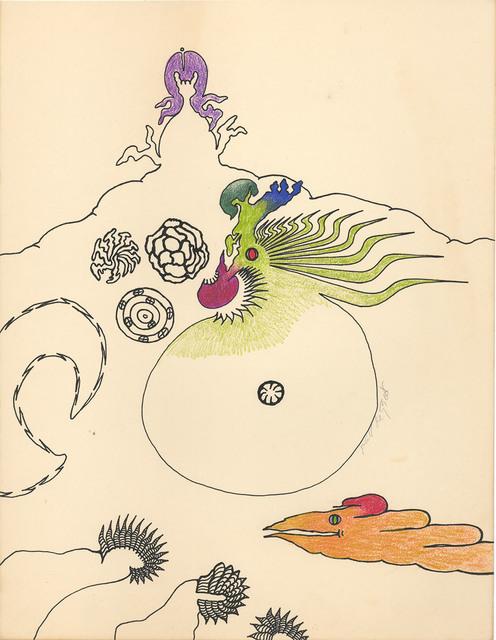 , 'untitled (PdG042),' 1969, Albert Merola Gallery