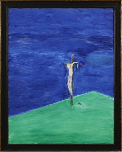 , 'Crucifixion June,' 2009, Rabley Contemporary