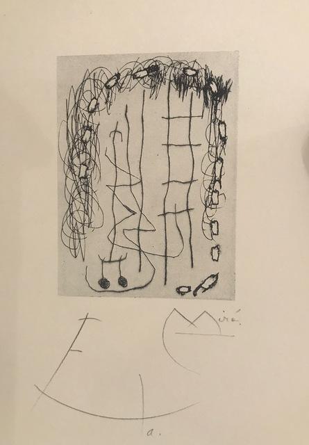 Joan Miró, 'Flux de l'aimant', 1965, Galerie Maximillian